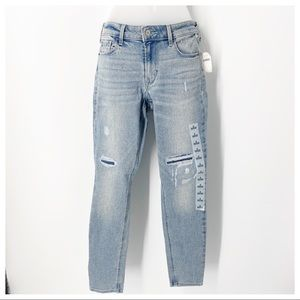 Old Navy Rockstar Super Skinny Mid Rise NWT Size 2